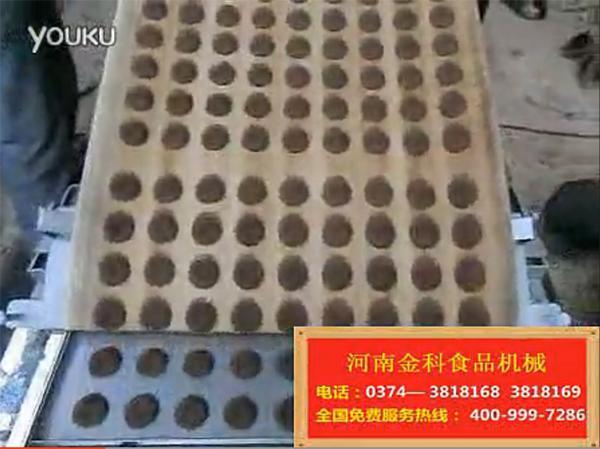 桃酥机:600曲奇桃酥机高精摆盘